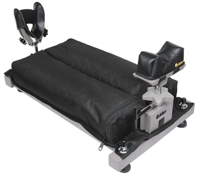 Allen Recoil Reducer Bench Rest and Vise