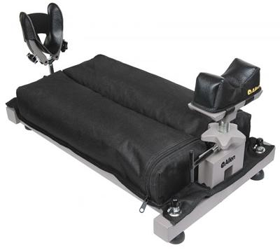 Allen Recoil Reducer Bench Rest And Vise Best Gun Vise