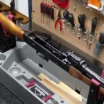 WASR 1063 Cleaning with Tipton Gun Butler
