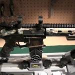 AR-15 Scope Mounting - Tipton Best Gun Vise