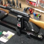 AK Sight Installation – P3 Ultimate Gun Vise