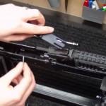 Draco-C AK Pistol Rail Installation – P3 Ultimate Gun Vise