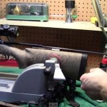 R700 AAC-SD Cleaning with Tipton Best Gun Vise