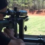Shooting From a Gun Vise