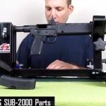 Upgrading Kel-Tec Sub-2000 with P3 Ultimate Gun Vise