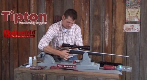 Rifle Cleaning with Tipton Best Gun Vise