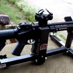 Laser Bore Sighting with P3 Ultimate Gun Vise