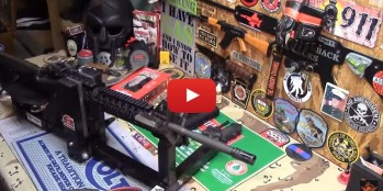 AR-15 Modifications with P3 Ultimate Gun Vise