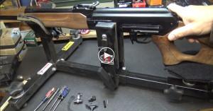 AK Trigger Installation with P3 Ultimate Gun Vise