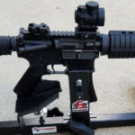 Windham AR-15 in P3 Ultimate Gun Vise