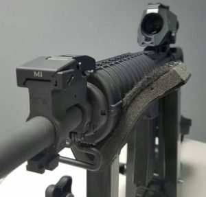 ar-15-sight-installation-with-p3-ultimate-gun-vise
