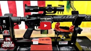 Riflescope and Mount Installation with CTK Precision Gun Vise