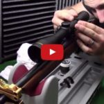 Rifle Scope Mounting with Tipton Best Gun Vise