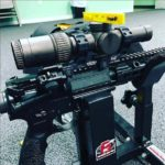 Vortex Scope Mount with CTK Precision Gun Vise