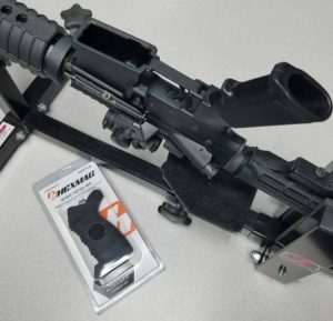 AR-15 Maintenance with P3 Ultimate Gun Vise