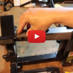 Picatinny Rail Install with CTK Precision P3 Ultimate Gun Vise