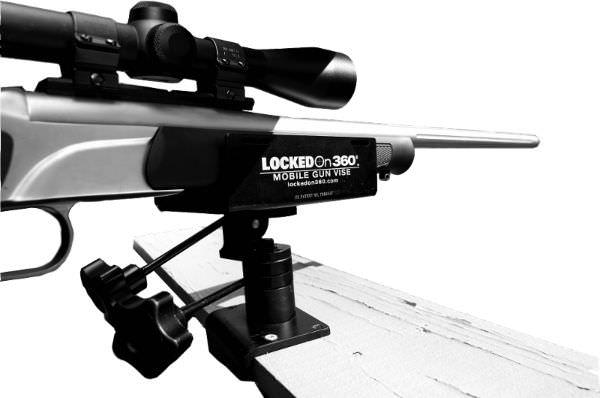 LockedOn 360 Mobile Gun Vise