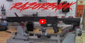458 SOCOM Build in Tipton Best Gun Vise