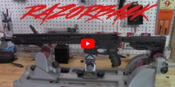 458 SOCOM Build in Tipton Best Gun Vise