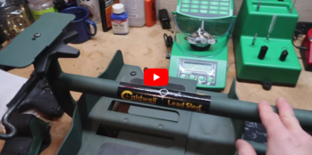P3 Ultimate Gun Vise vs Caldwell Lead Sled